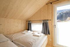 Chalet Griass di Schlafzimmer, Foto: Tom Lamm